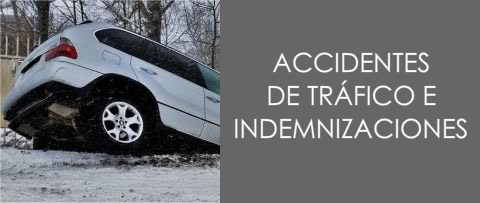 Accidentes de tráfico e indemnizaciones en Alcalá de Henares y Madrid